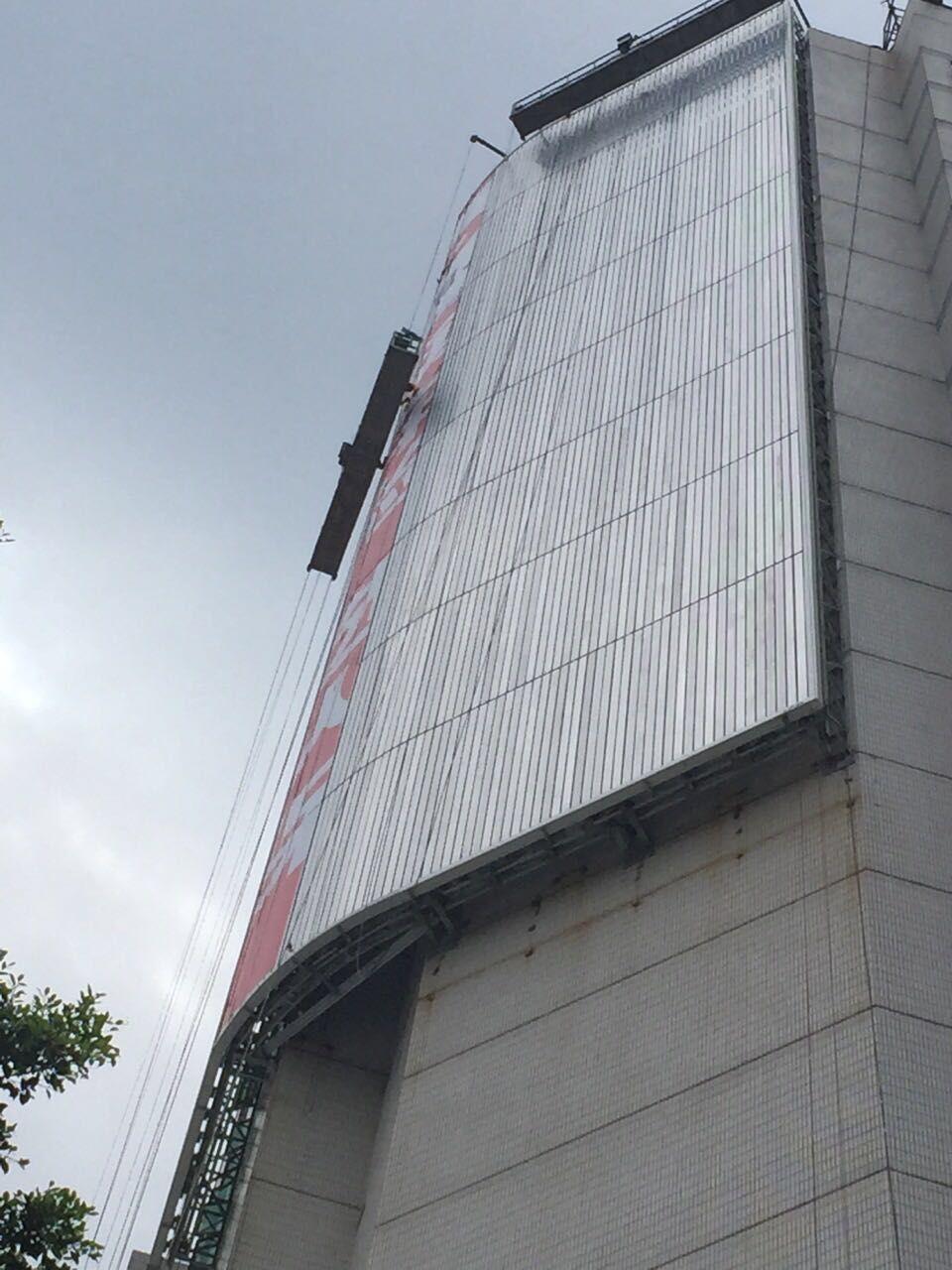 長沙廣告牌制作公司-樓頂廣告牌制作價格怎樣