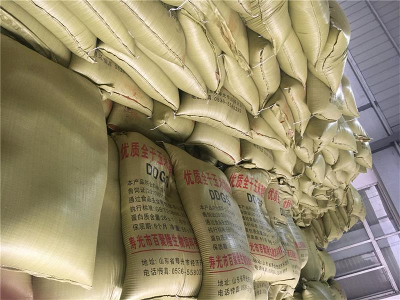 喷浆玉米皮生产-想买好的饲料就到百聚隆生物饲料