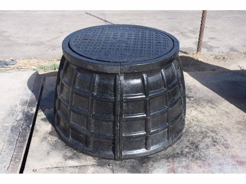 酒泉水利工程检查井-有品质的酒泉复合材料检查井直销