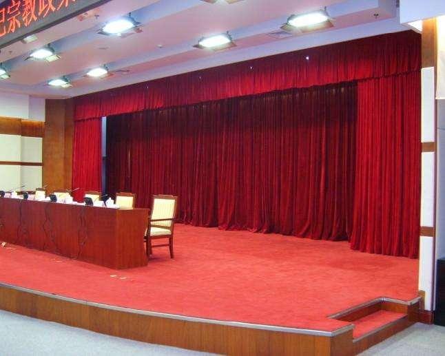 专业的厂家直销 专业提供北京市幕布定制