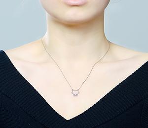 内销婚戒定制品牌|西安晟德隆珠宝为您提供高质量的晟德隆珠宝项链