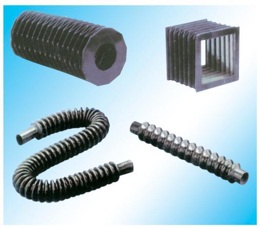 订购圆形机丝杆护罩重点型号_四平柔性防护罩制造商