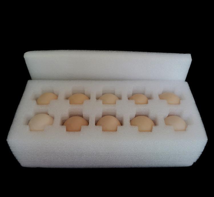 南宁鸡蛋托批发厂家-广西珍珠棉蛋托专业供应商