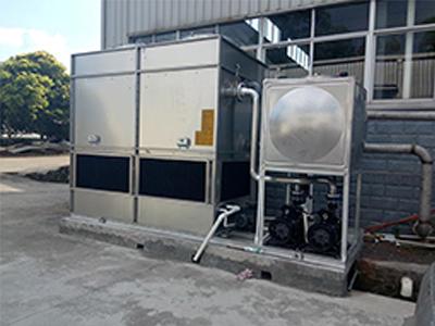 天津闭式冷却塔|选购专业的闭式冷却塔就选智水环保