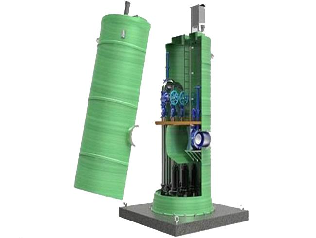 哈尔滨开利环保工程提供有品质的哈尔滨一体化预制污水提升泵站,哈尔滨中空纤维超滤设备
