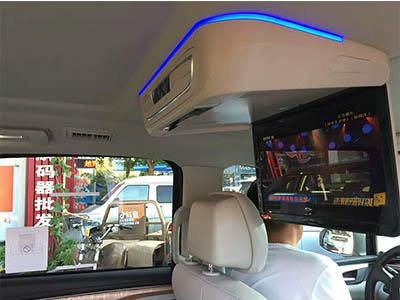 GL8专用吸顶电视