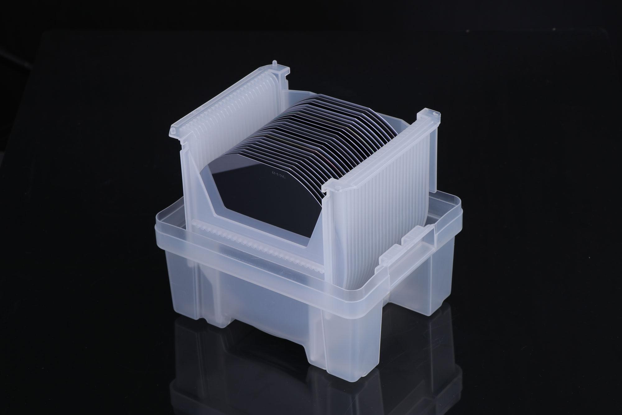 供应红外Si基板双面抛光6英寸红外窗口镀膜单晶硅片