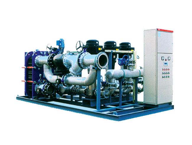 哈尔滨玻璃钢水箱爆款哈尔滨智能型板式换热机组推荐
