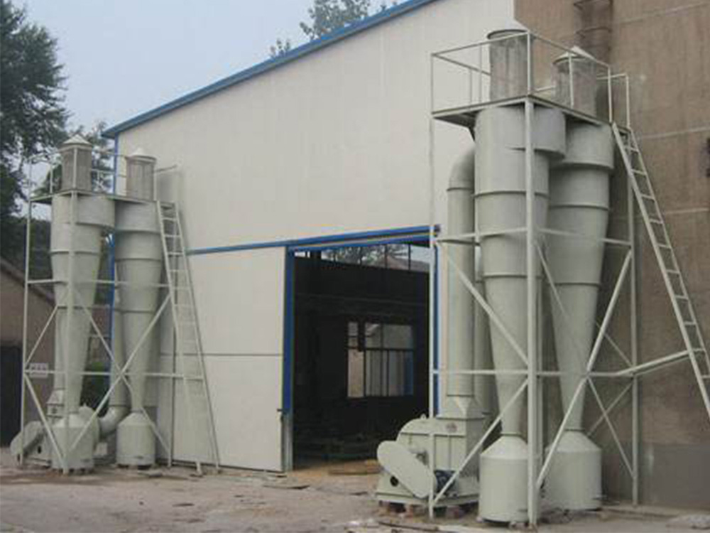 开原风机制造价格划算的各类除尘器出售 山东多管除尘器价格