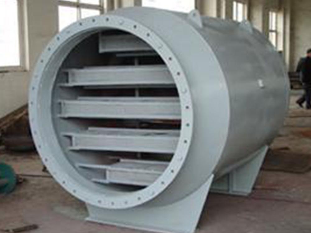 抗性消聲器廠家 開原風機制造供應價位合理的消音設備
