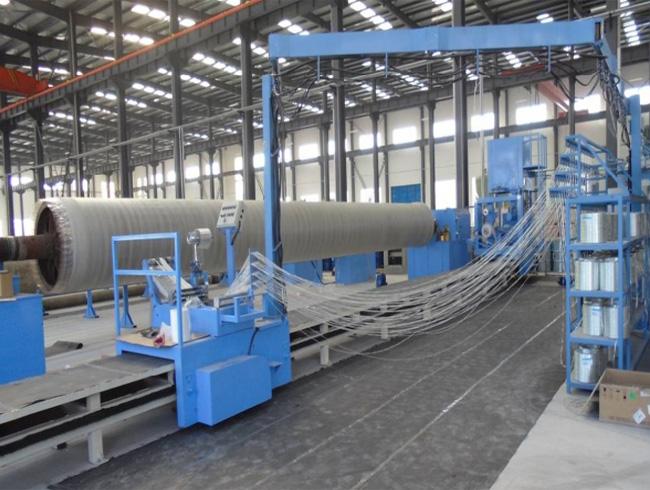 哈尔滨开利环保工程有限公司|哈尔滨玻璃钢缠绕设备