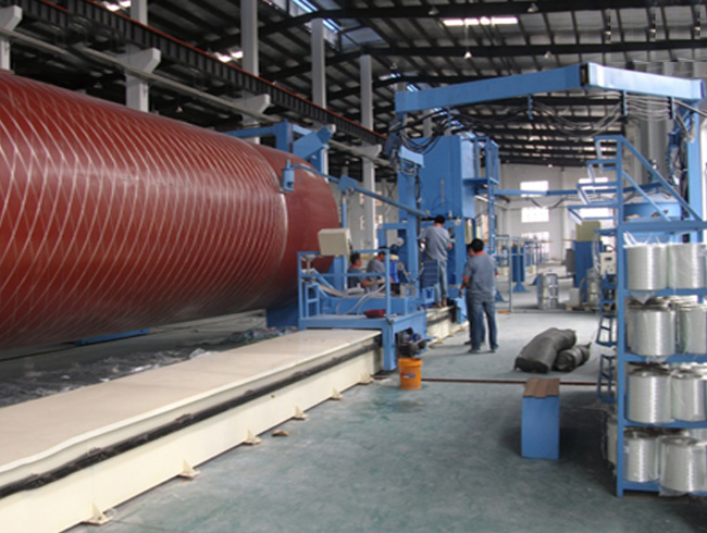 哈尔滨高品质璃钢缠绕设备出售,大庆地埋式一体化污水设备