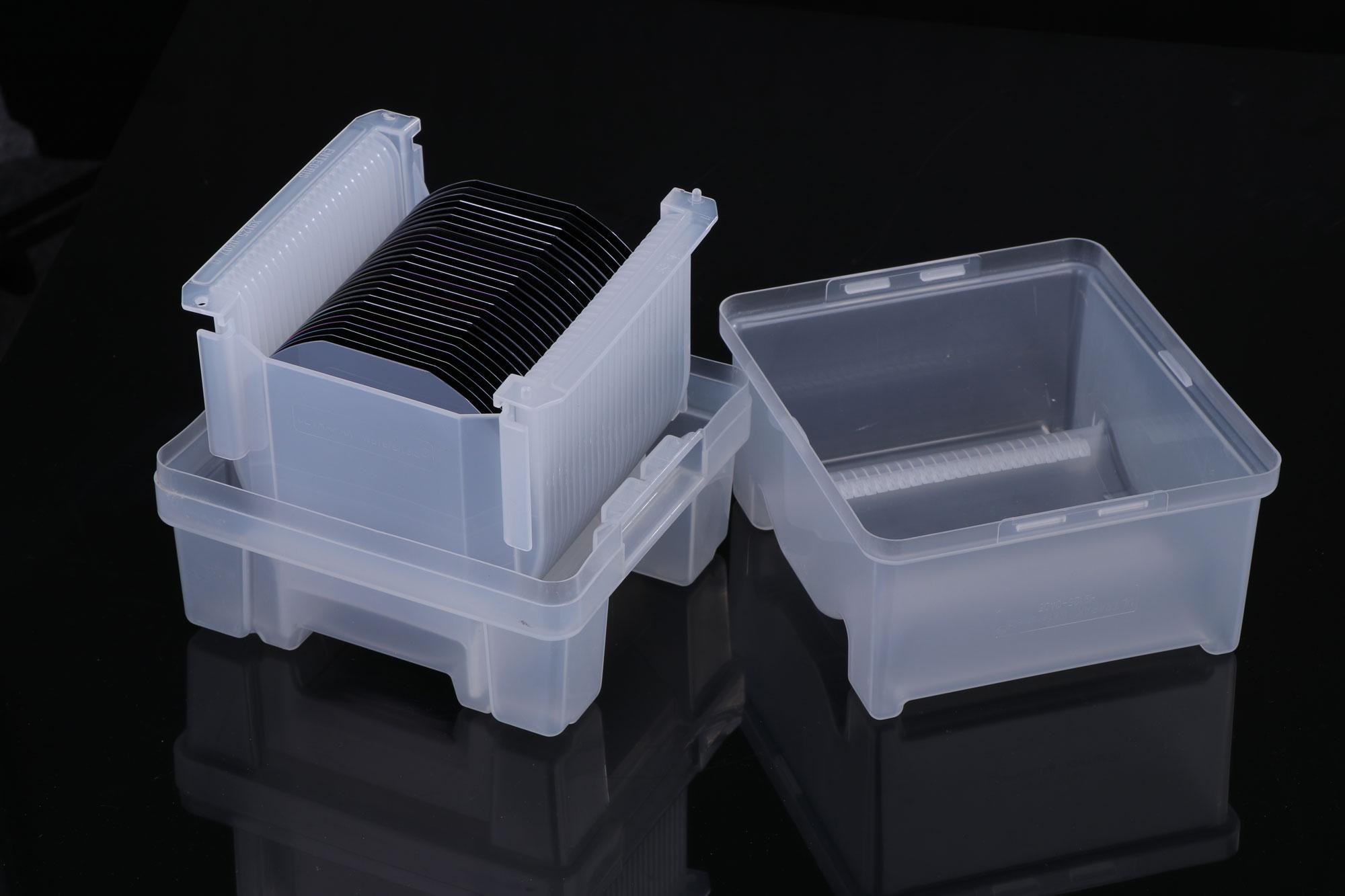 提供5英寸SI技术单面抛光直拉CZ单晶硅片