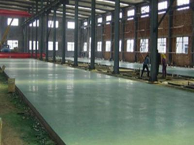 宁波耐磨地坪专业供应 耐磨地坪厂家