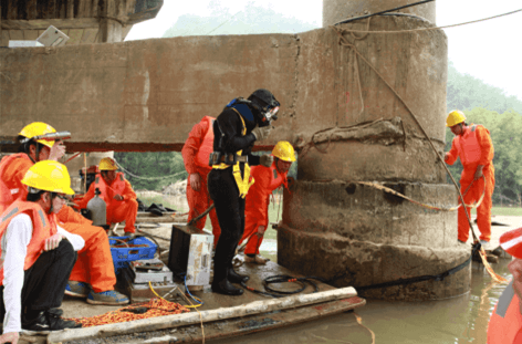 新乡信誉好的潜水服务|铜川潜水工程公司