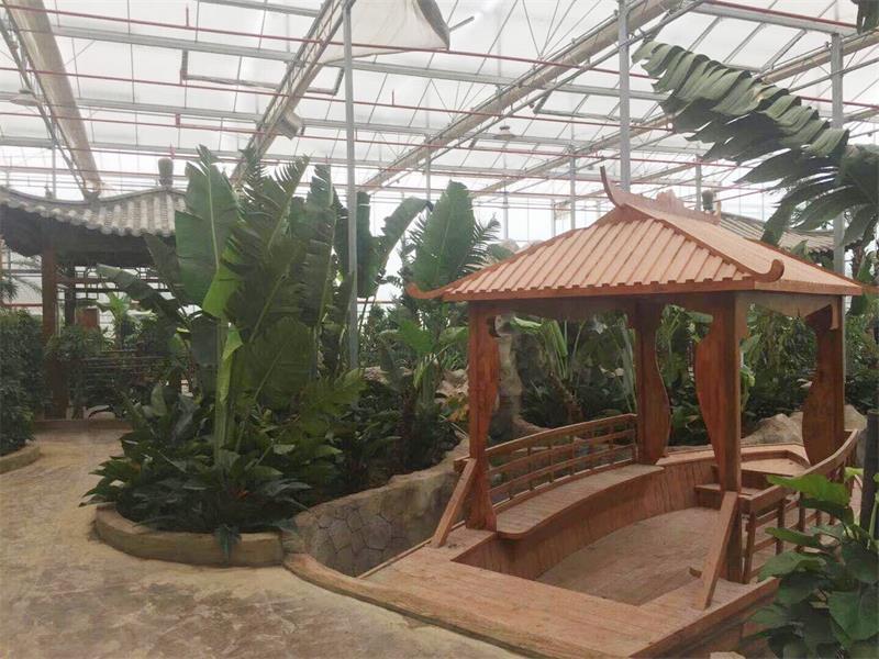 温室工程规划-山东生态餐厅建造价格