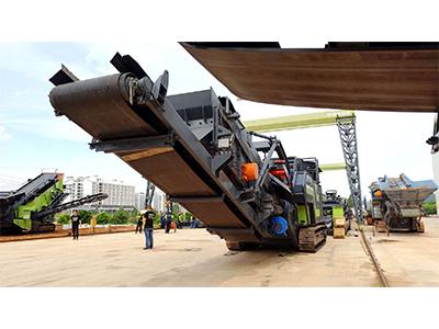 廣西履帶移動式破碎站-銷量好的履帶移動反擊式式破碎機價格怎么樣