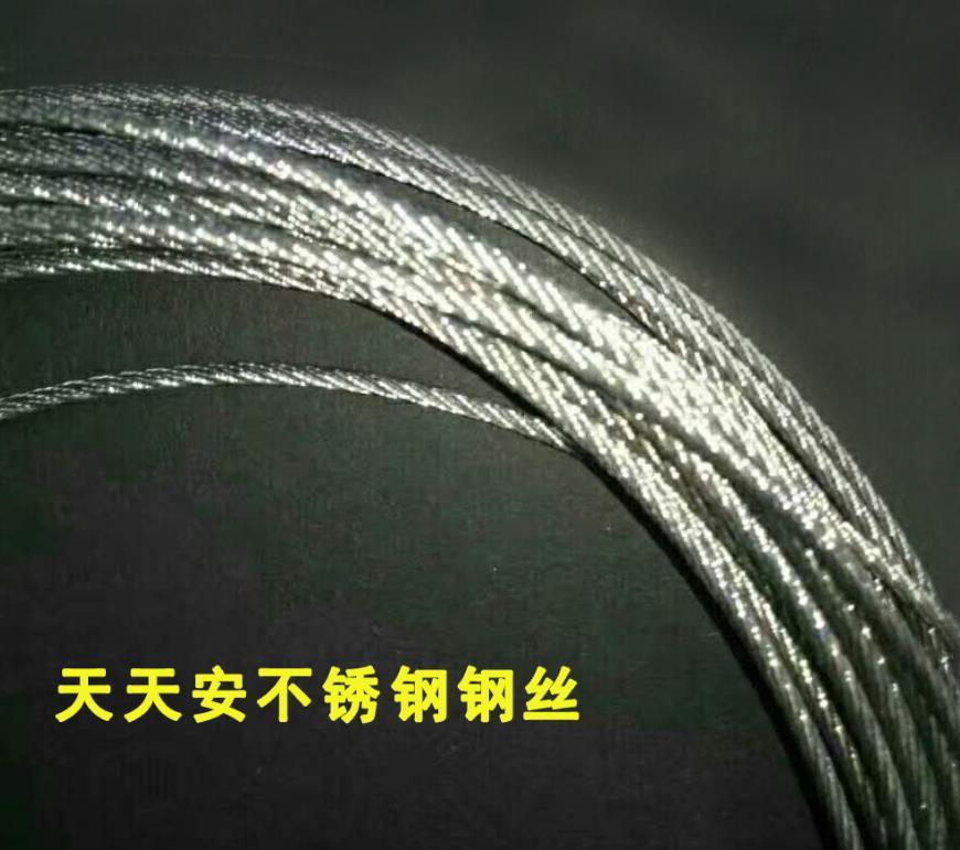 是不是防盗网的钢丝越粗越好?让唐山天天安科技来告诉你!