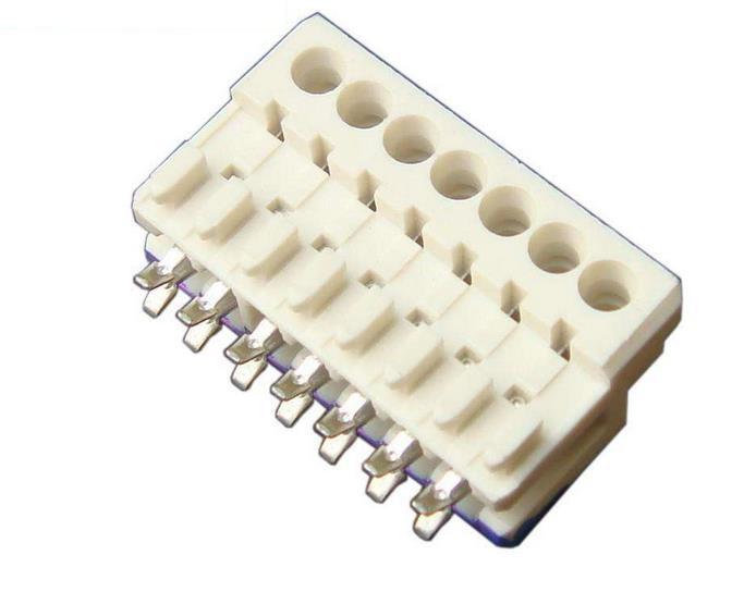 高性价汽车连接器P10004鸿儒连接器供应,实惠的汽车连接器
