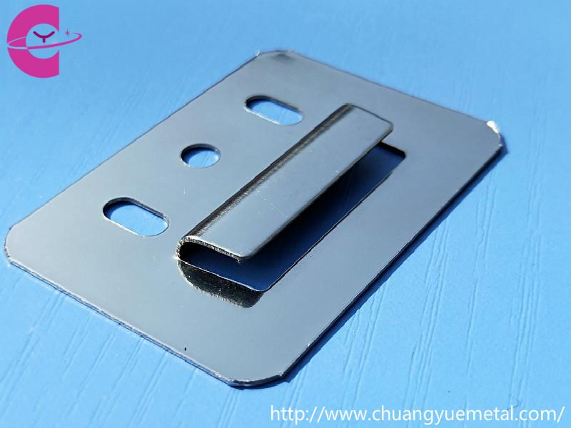 集成生态卡扣-创跃金属高性价墙板卡扣出售