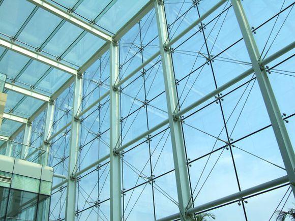 钢结构设计安装与施工公司属广州鑫海建筑幕墙工程专业  广州鑫海