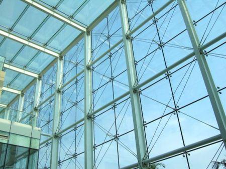 钢结构安装设计与施工、铝合金门窗工程设计与施工