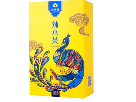 口碑好的辣木葉60克盒裝茶哪里買-辣木籽多少錢一斤
