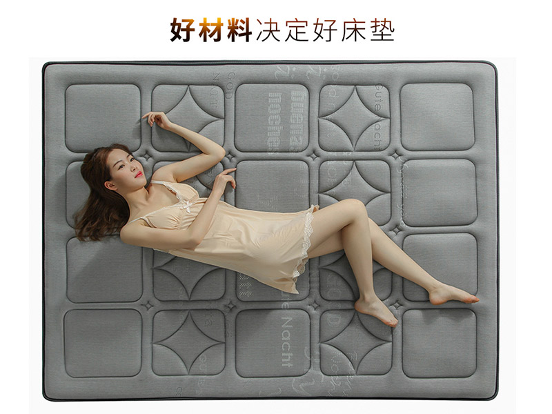 促銷席夢思 尤搏思科技優惠的U-BOSS智能無泵水暖乳膠床墊
