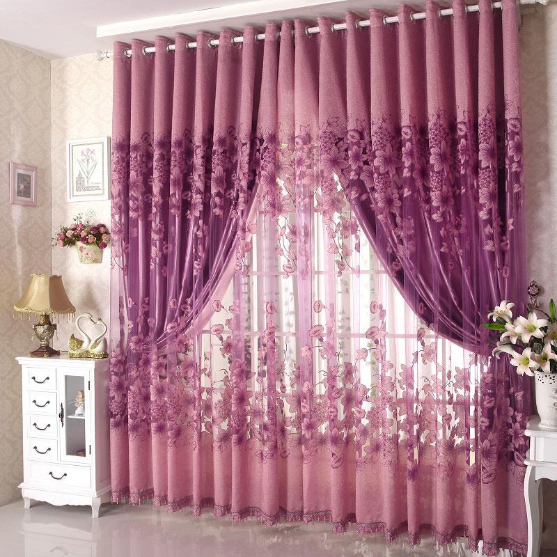 好的隔热双层窗帘柯桥区钱清李莉家纺供应-怎么挑选双层窗帘