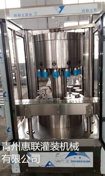 電子定量藥酒灌裝機棗酒灌裝設備配制酒灌裝設備業內典范