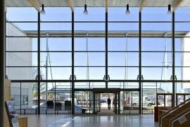 广东大楼更换幕墙玻璃供应/高层幕墙玻璃维修公司