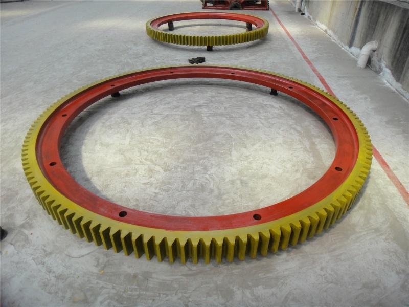 批售滚筒烘干机大齿轮,淮北高质量的滚筒烘干机_厂家直销
