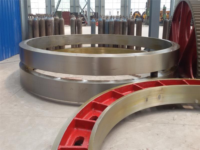 想买优惠的水泥回转窑大齿轮就来安徽天地通重型机械|天津回转窑设备