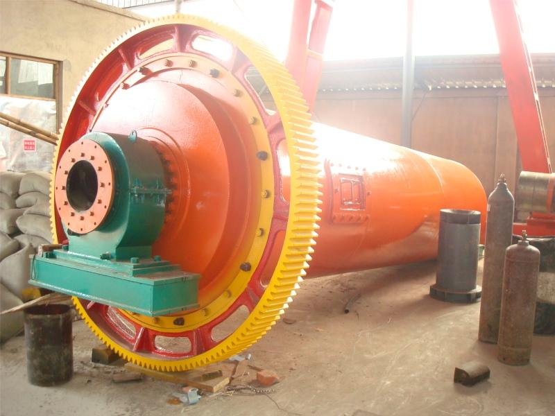 生产供应管磨机大齿轮