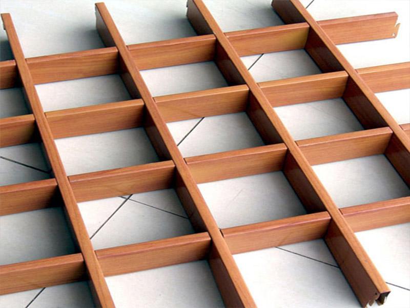 铝格栅价格-信誉好的铝格栅供应商-当属铝德建材