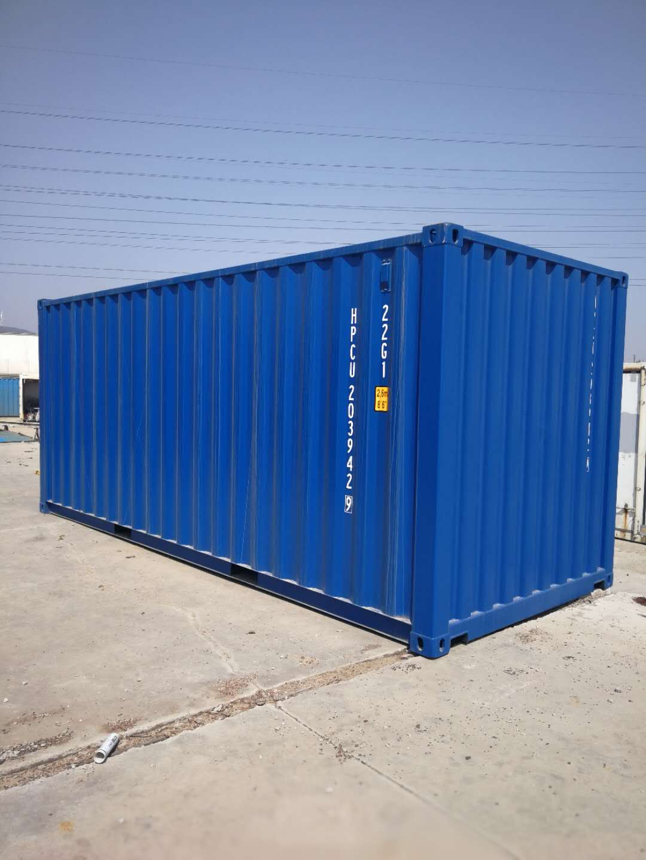 淄博销售二手集装箱|优良的二手集装箱供应商当属青岛海诺森