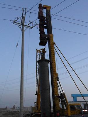 遼寧電力鋼桿施工方案|河北電力鋼管桿廠家特色