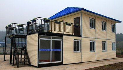 青岛集装箱房-青岛专业集装箱房屋供应