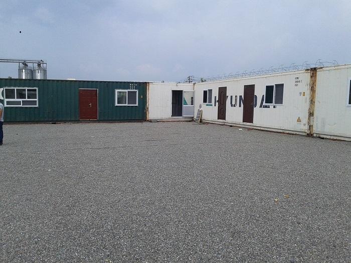 枣庄集装箱活动房-供应物超所值的集装箱房屋