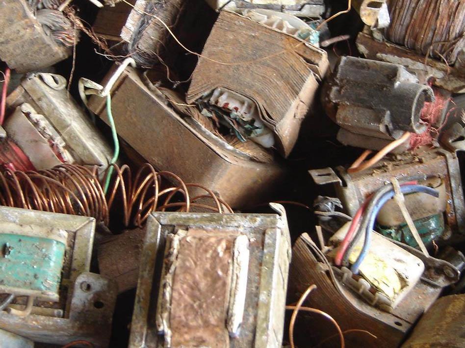 变压器回收