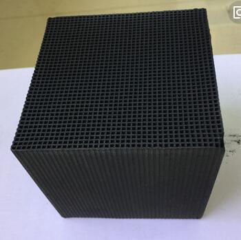 厂家直销 无烟煤蜂窝活性炭 空气净化废气处理耐水型蜂窝炭