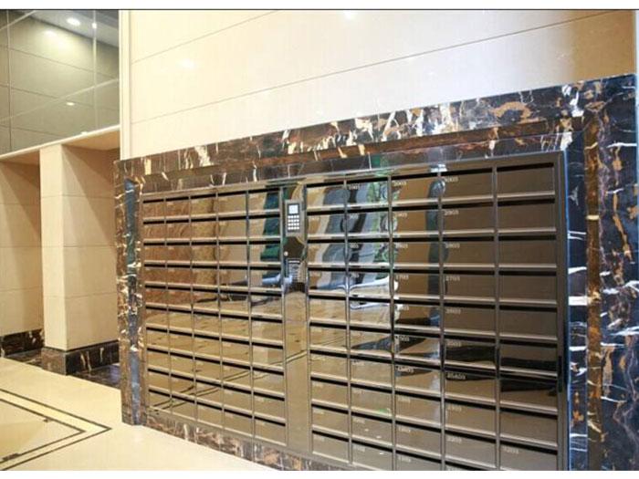 商務樓信報箱廠家直銷 哪兒有賣質量好的不銹鋼信報箱