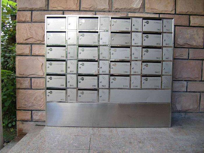知名的不銹鋼信報箱經銷商-室外防雨信報箱
