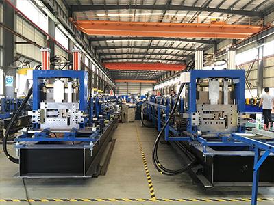 轻钢龙骨设备价格-质量超群的大禾众邦CZ型钢机柔性成型系列S系列在哪买