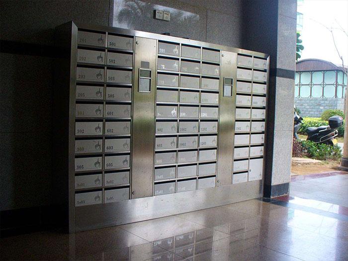 室外信报箱公司-不锈钢信报箱专业供货商