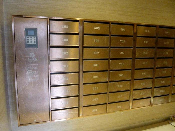 不銹鋼信報箱制造商-買耐用的不銹鋼信報箱,就來臨江金屬