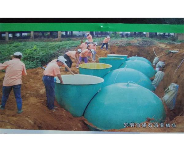 桂林沼气池-北海运龙环保材料供应高质量的沼气池