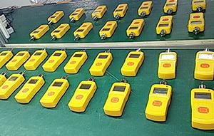 便携式气体检测仪_聚创宏业环保科技专业供应