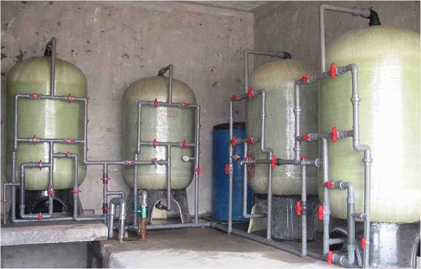 全自動鍋爐軟水設備|工業軟化水處理設備|定制請聯系
