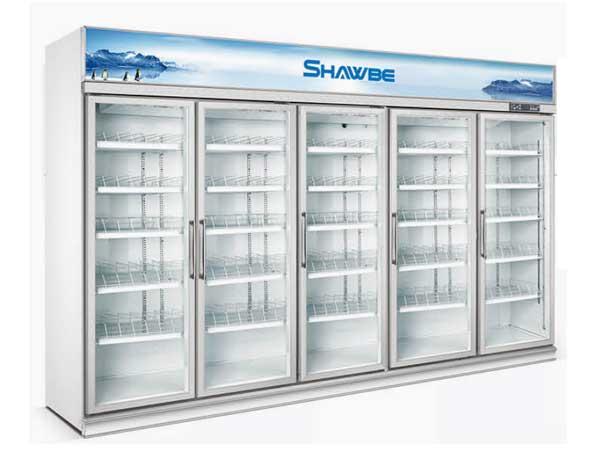 超市风冷柜厂家-广东有品质的超市冷柜供应